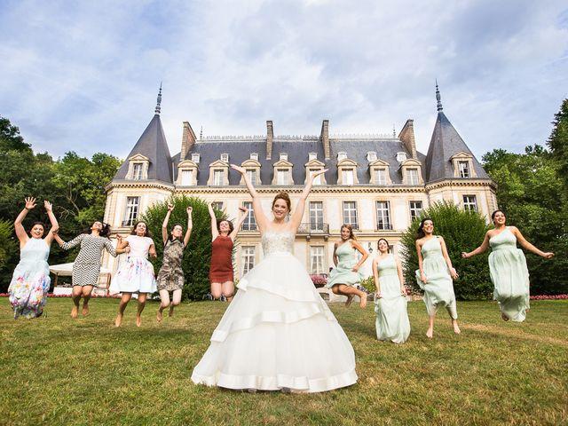 Le mariage de Mourad et Hannah à Paris, Paris 123