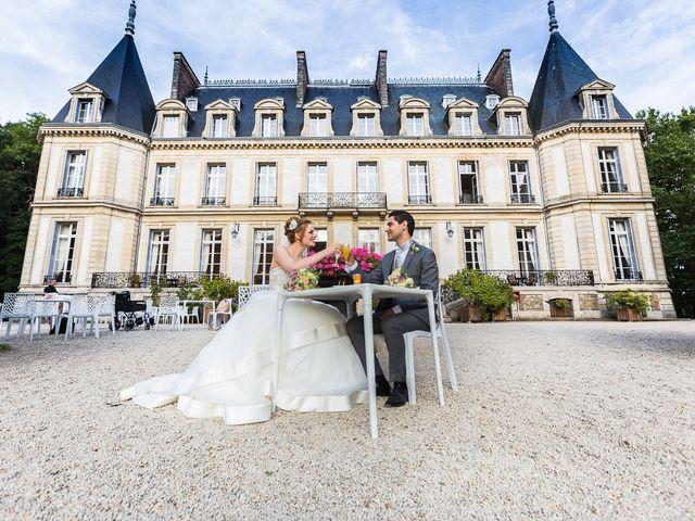 Le mariage de Mourad et Hannah à Paris, Paris 125