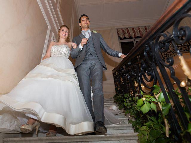 Le mariage de Mourad et Hannah à Paris, Paris 136
