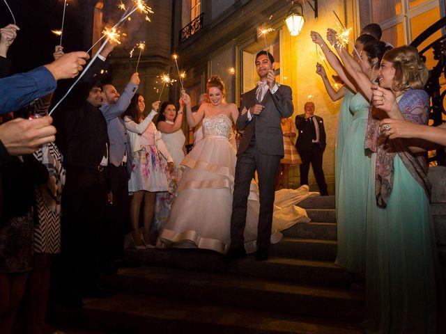 Le mariage de Mourad et Hannah à Paris, Paris 140
