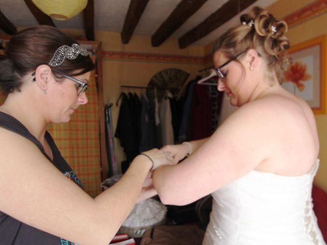Le mariage de Stéphane et Cyrielle à Gallardon, Eure-et-Loir 13