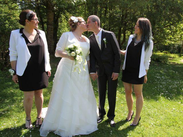 Le mariage de Stéphane et Cyrielle à Gallardon, Eure-et-Loir 15