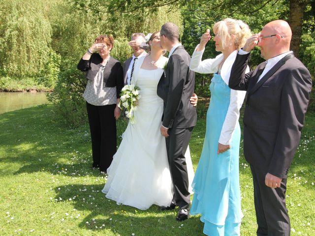 Le mariage de Stéphane et Cyrielle à Gallardon, Eure-et-Loir 16