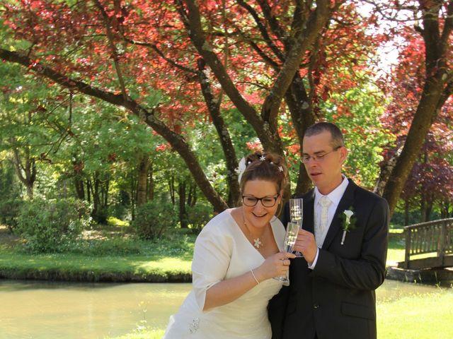 Le mariage de Stéphane et Cyrielle à Gallardon, Eure-et-Loir 21