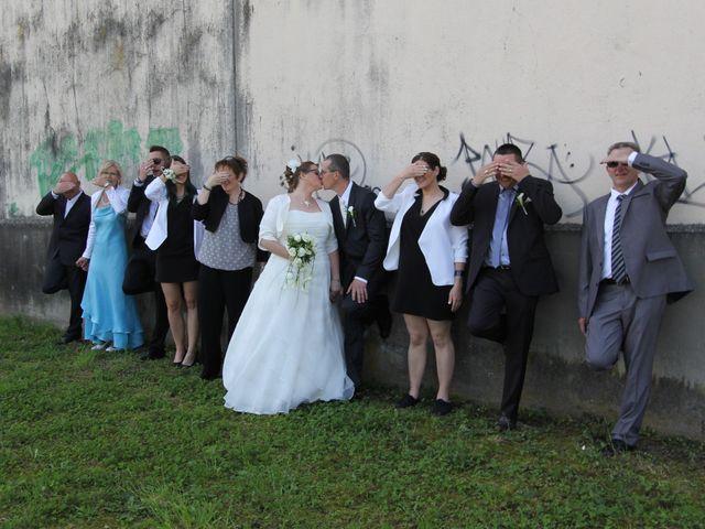 Le mariage de Stéphane et Cyrielle à Gallardon, Eure-et-Loir 1