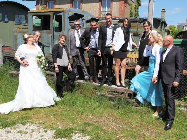 Le mariage de Stéphane et Cyrielle à Gallardon, Eure-et-Loir 2