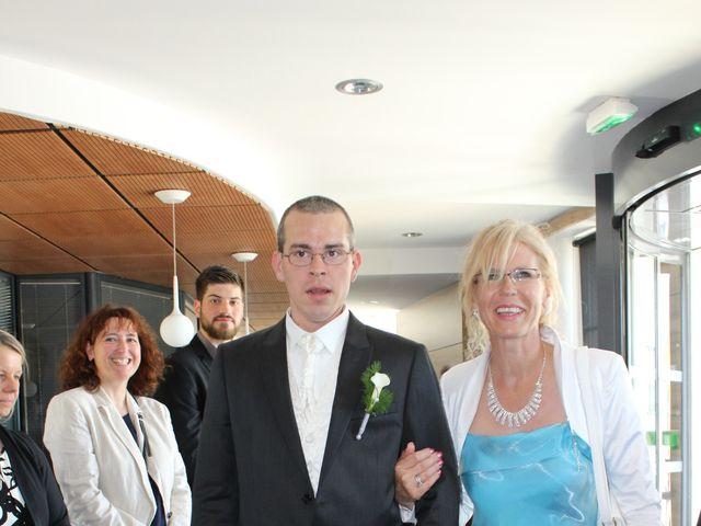 Le mariage de Stéphane et Cyrielle à Gallardon, Eure-et-Loir 27