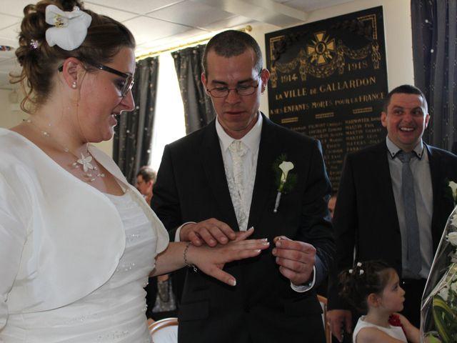 Le mariage de Stéphane et Cyrielle à Gallardon, Eure-et-Loir 28