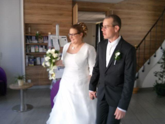 Le mariage de Stéphane et Cyrielle à Gallardon, Eure-et-Loir 34