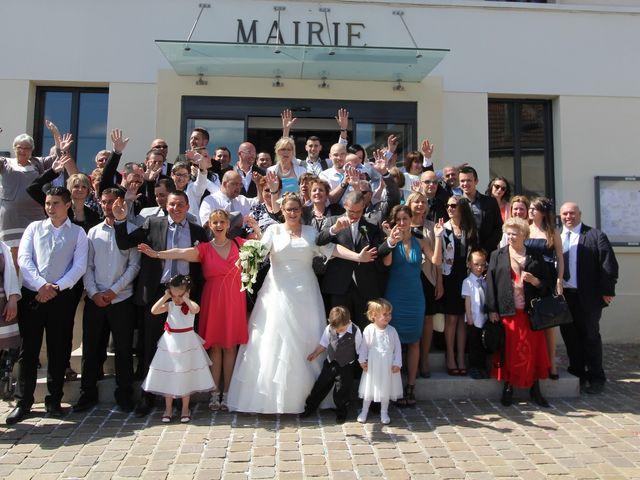 Le mariage de Stéphane et Cyrielle à Gallardon, Eure-et-Loir 41