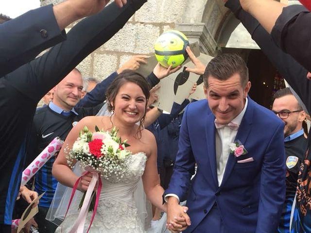 Le mariage de Maxime et Marie  à Guillon-les-Bains, Doubs 3