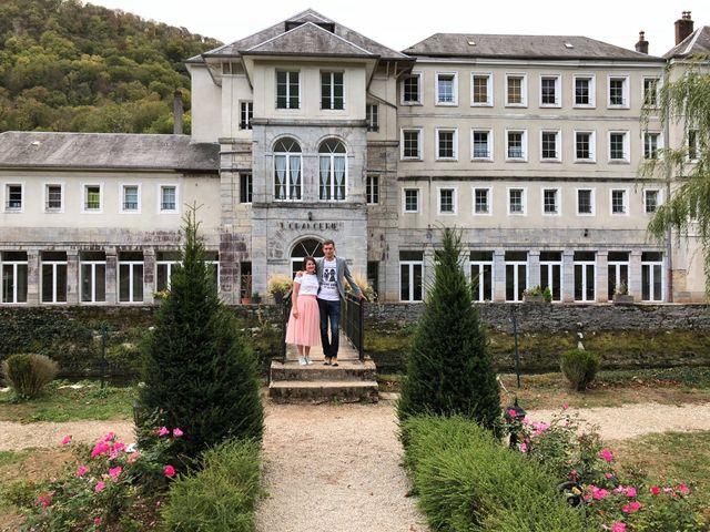 Le mariage de Maxime et Marie  à Guillon-les-Bains, Doubs 4