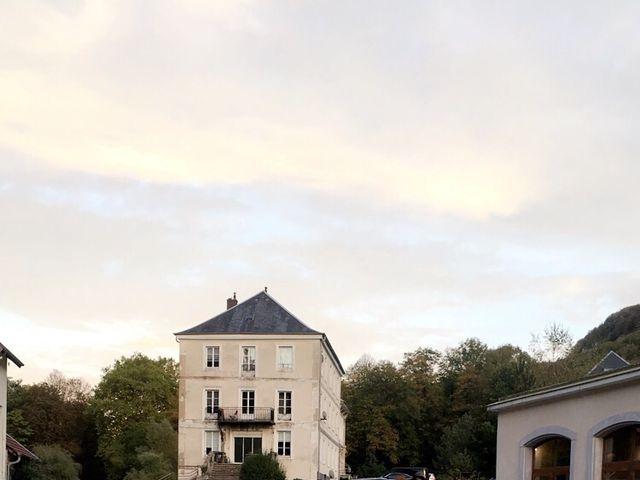 Le mariage de Maxime et Marie  à Guillon-les-Bains, Doubs 6