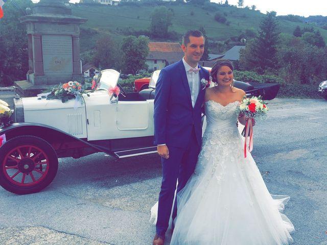 Le mariage de Maxime et Marie  à Guillon-les-Bains, Doubs 2