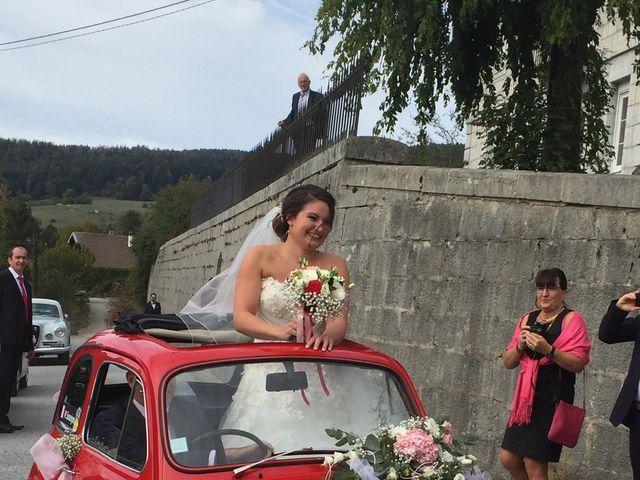 Le mariage de Maxime et Marie  à Guillon-les-Bains, Doubs 7