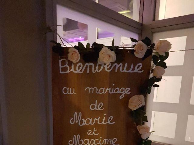 Le mariage de Maxime et Marie  à Guillon-les-Bains, Doubs 16