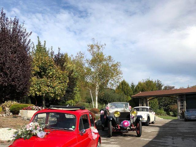 Le mariage de Maxime et Marie  à Guillon-les-Bains, Doubs 20