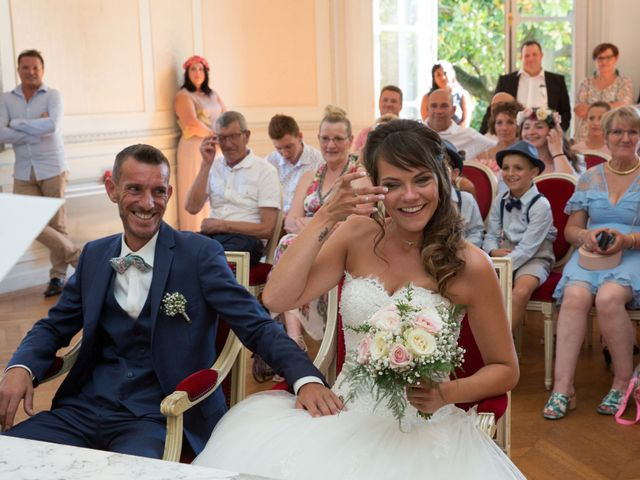 Le mariage de Christophe et Charlotte à Mérignac, Gironde 14