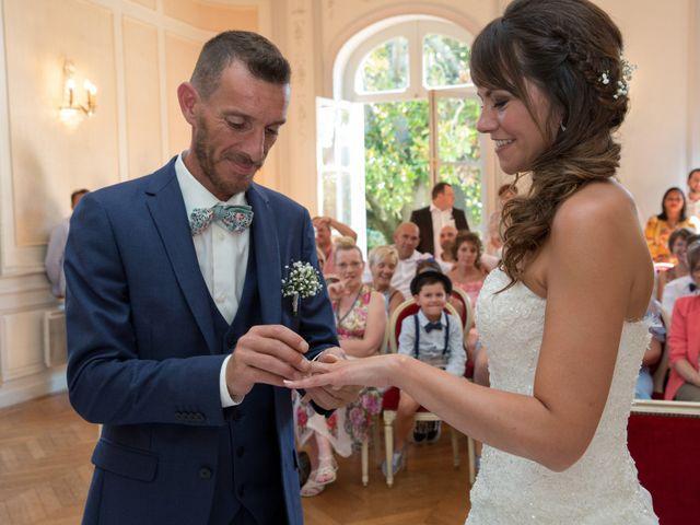Le mariage de Christophe et Charlotte à Mérignac, Gironde 15