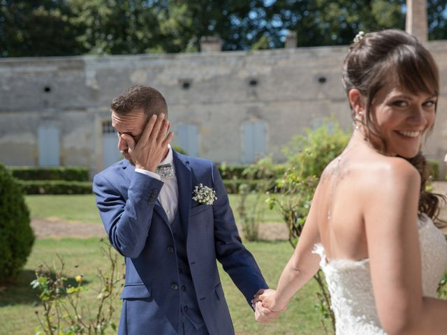 Le mariage de Christophe et Charlotte à Mérignac, Gironde 24