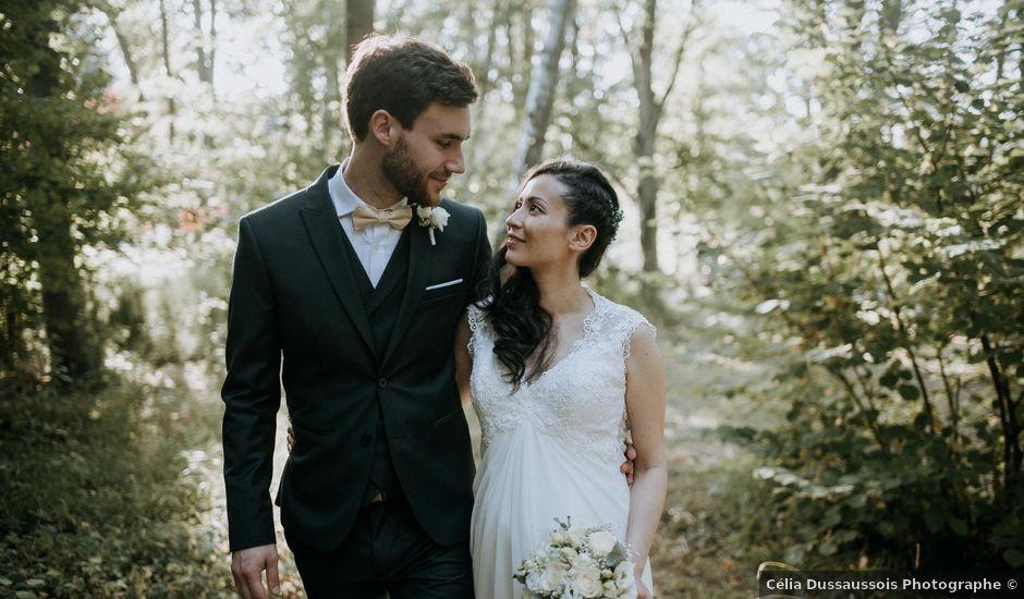 Le mariage de Thomas et Tracy à Agnetz, Oise