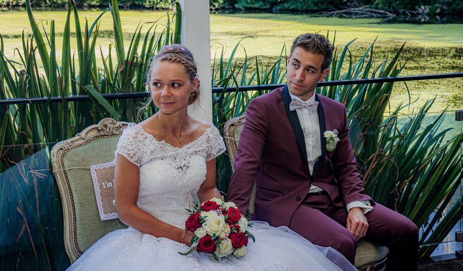 Le mariage de Cassandra et Alexis à Mennecy, Essonne