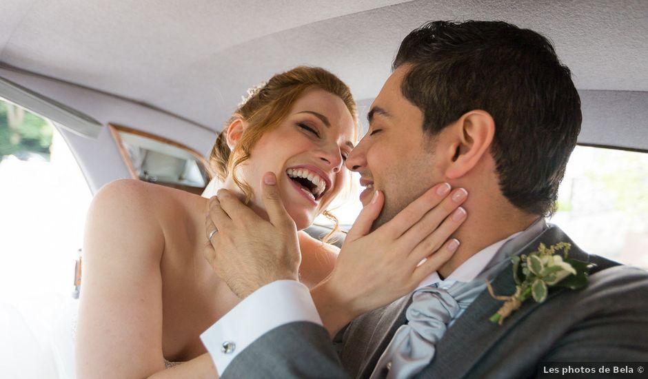 Le mariage de Mourad et Hannah à Paris, Paris