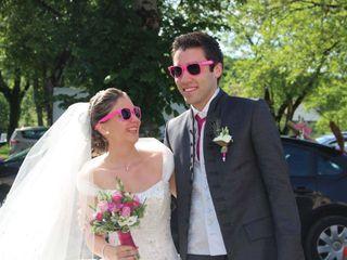 Le mariage de Cindy et Davy