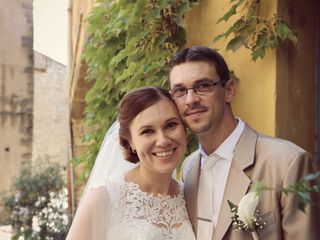 Le mariage de Génia et Pierre