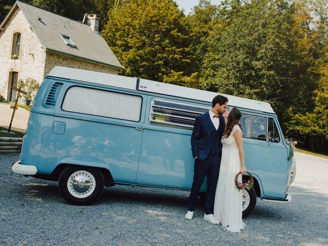 Le mariage de Ludovic et Mylene à Entrammes, Mayenne 38