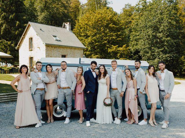 Le mariage de Ludovic et Mylene à Entrammes, Mayenne 39