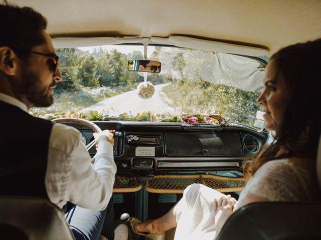 Le mariage de Ludovic et Mylene à Entrammes, Mayenne 45