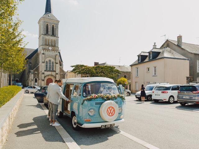 Le mariage de Ludovic et Mylene à Entrammes, Mayenne 46