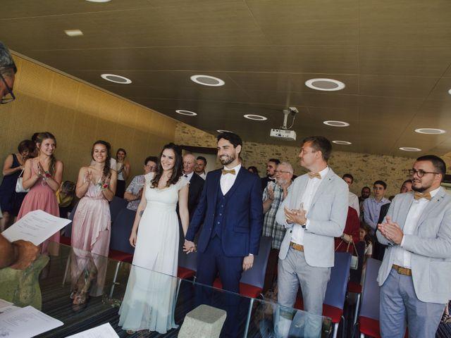 Le mariage de Ludovic et Mylene à Entrammes, Mayenne 52