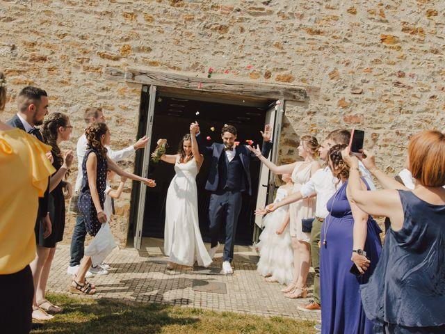 Le mariage de Ludovic et Mylene à Entrammes, Mayenne 55