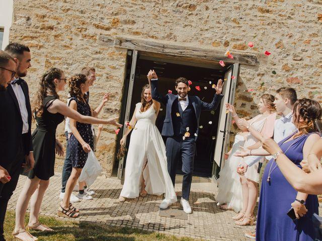 Le mariage de Ludovic et Mylene à Entrammes, Mayenne 56