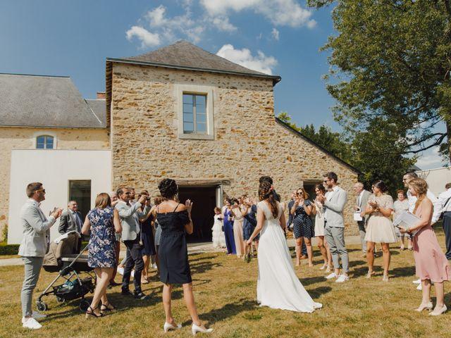 Le mariage de Ludovic et Mylene à Entrammes, Mayenne 57
