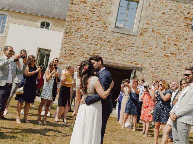 Le mariage de Ludovic et Mylene à Entrammes, Mayenne 58