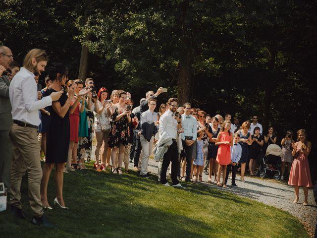 Le mariage de Ludovic et Mylene à Entrammes, Mayenne 64