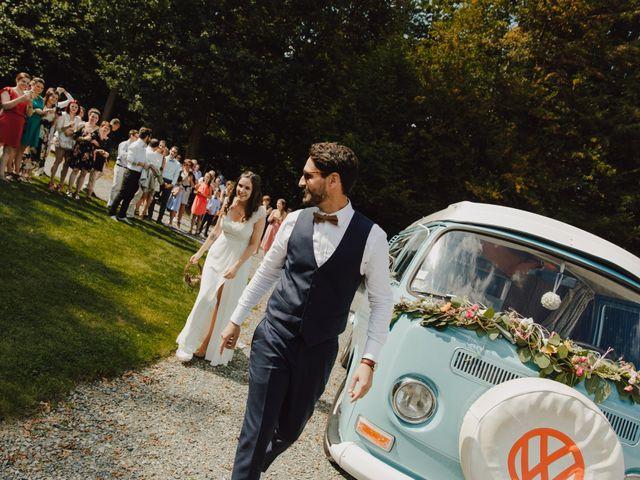 Le mariage de Ludovic et Mylene à Entrammes, Mayenne 65
