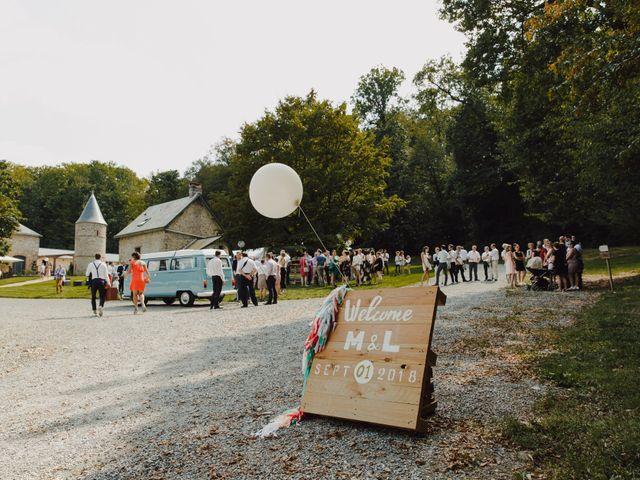 Le mariage de Ludovic et Mylene à Entrammes, Mayenne 70