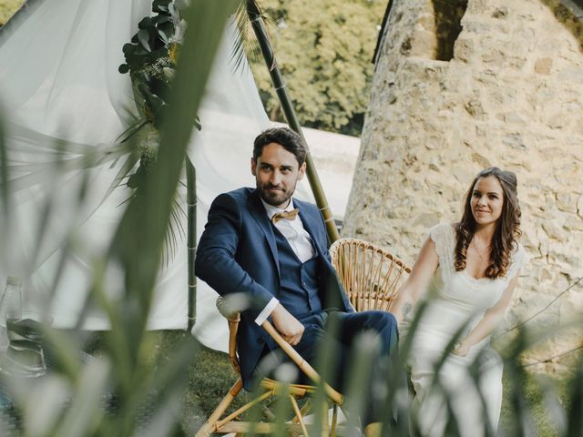 Le mariage de Ludovic et Mylene à Entrammes, Mayenne 99