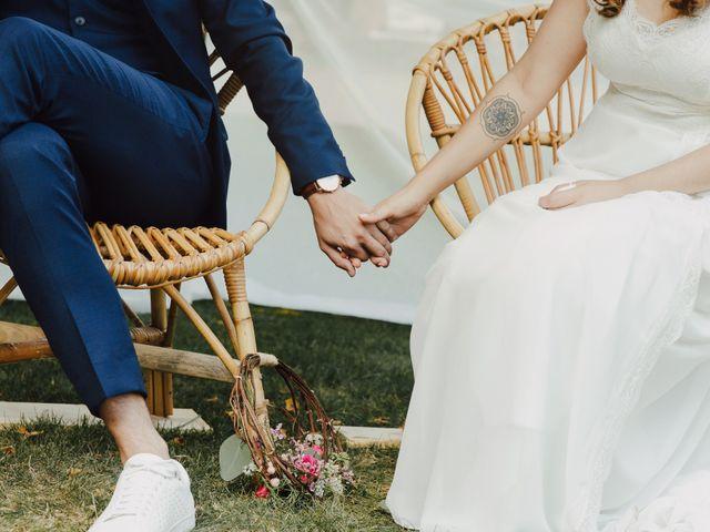 Le mariage de Ludovic et Mylene à Entrammes, Mayenne 103