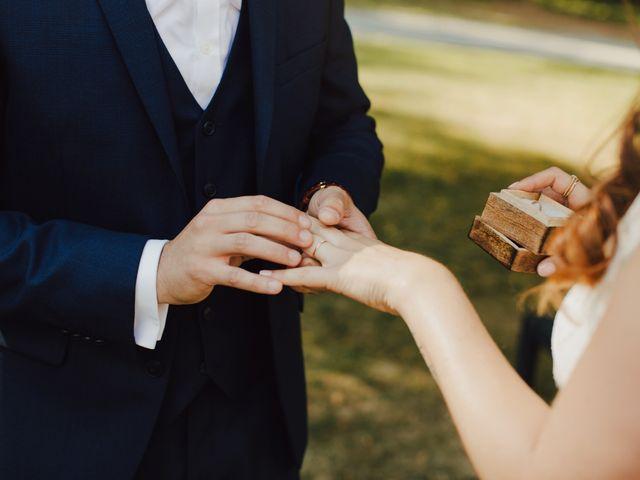 Le mariage de Ludovic et Mylene à Entrammes, Mayenne 108