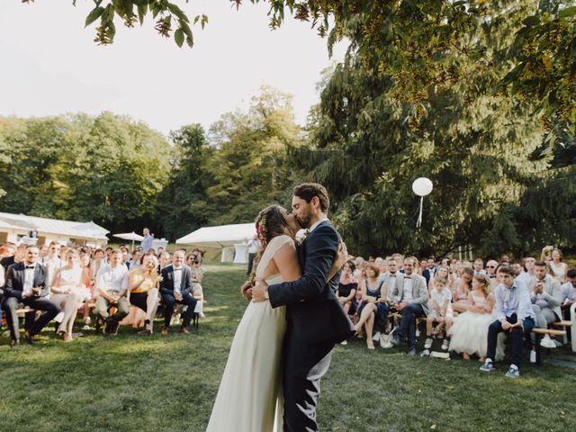 Le mariage de Ludovic et Mylene à Entrammes, Mayenne 111
