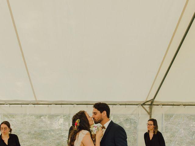 Le mariage de Ludovic et Mylene à Entrammes, Mayenne 115