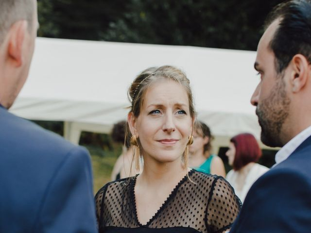 Le mariage de Ludovic et Mylene à Entrammes, Mayenne 124