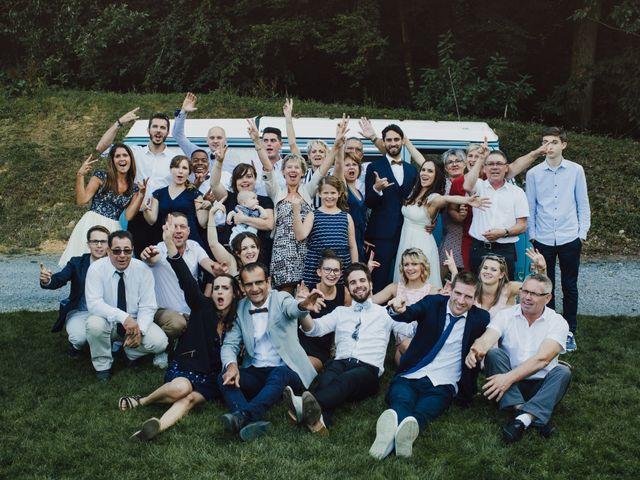Le mariage de Ludovic et Mylene à Entrammes, Mayenne 130