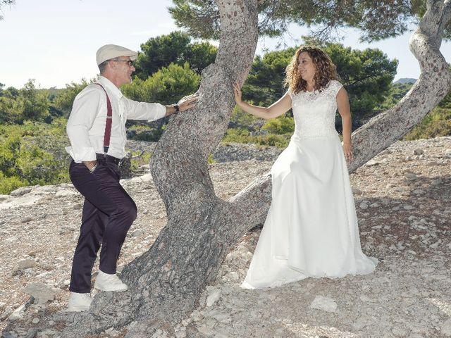 Le mariage de Pierre  et Celine à Mazan, Vaucluse 12