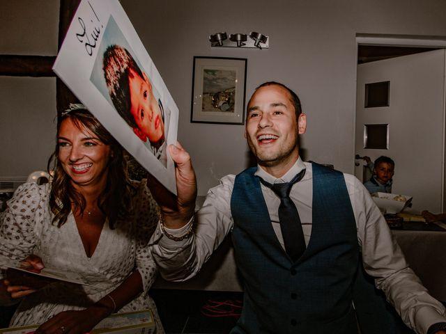 Le mariage de William et Celine à Bannegon, Cher 9